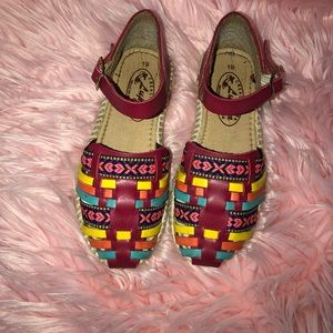 Other - 💫 Super cute sandals from Mexico 💫
